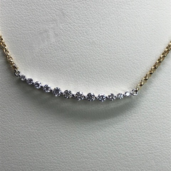 Necklace by Cherie Dori